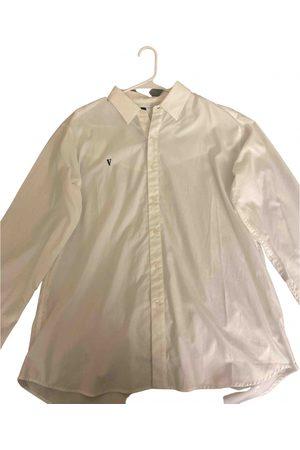 Vlone \N Linen Shirts for Men
