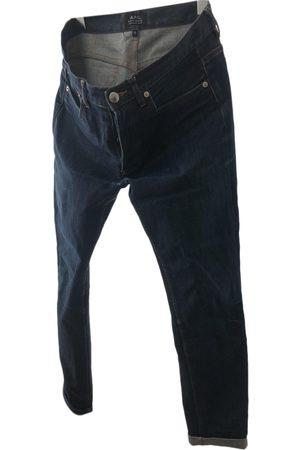 A.P.C. \N Cotton - elasthane Jeans for Men