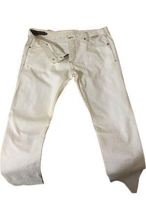 BEDWIN & THE HEARTBREAKERS \N Cotton Trousers for Men