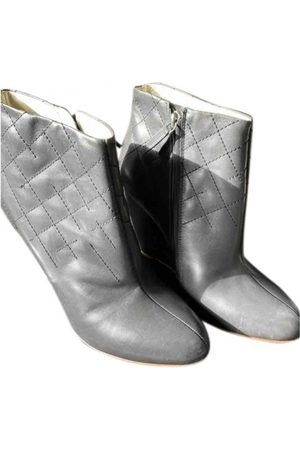 Rupert Sanderson \N Leather Ankle boots for Women