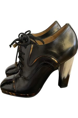 DRIES VAN NOTEN \N Leather Ankle boots for Women