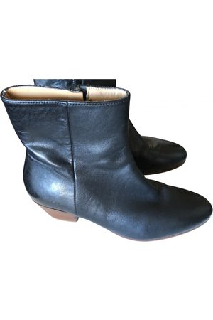 COMMON PROJECTS \N Leather Ankle boots for Women