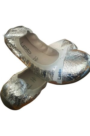 LES PETITES BOMBES \N Leather Ballet flats for Women