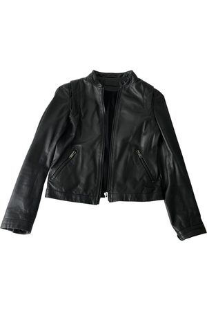 UTERQUE \N Leather Leather Jacket for Women