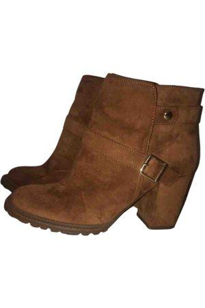 Bershka \N Ankle boots for Women