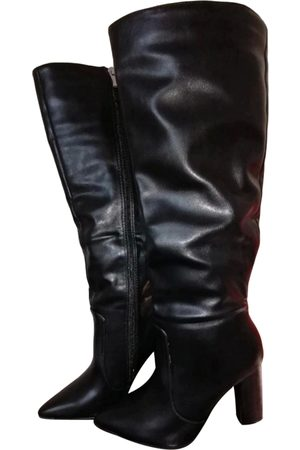 Soeur \N Leather Boots for Women