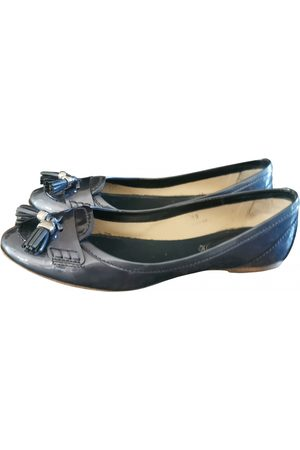 Tod's \N Patent leather Ballet flats for Women