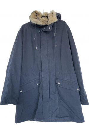 YVES SALOMON \N Fox Coat for Men