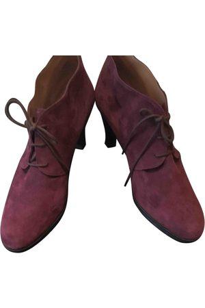 Fratelli Rossetti \N Velvet Ankle boots for Women