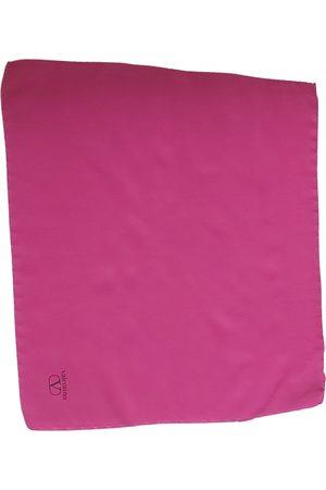 VALENTINO GARAVANI \N Silk Scarf & pocket squares for Men