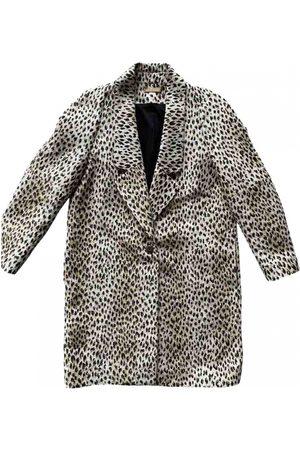 Diane von Furstenberg Women Coats - \N Cotton Coat for Women