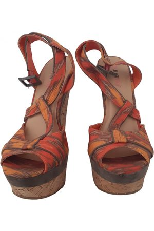 Just Fab \N Tweed Sandals for Women