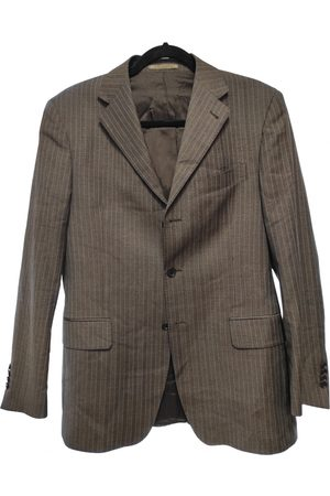 TAGLIATORE \N Wool Suits for Men