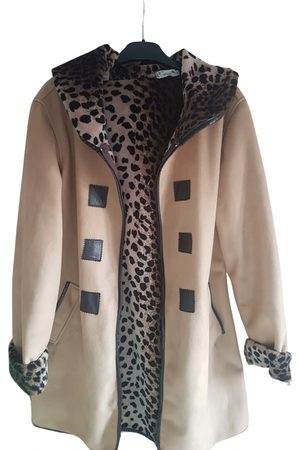 Cortefiel Leather Coats