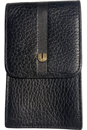 Emanuel Ungaro \N Leather Small Bag, Wallet & cases for Men