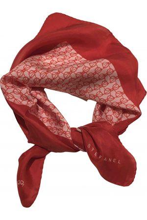 Stefanel Multicolour Silk Scarves