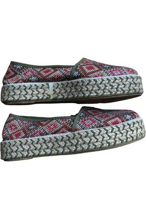 Outsiders Division Women Espadrilles - \N Cloth Espadrilles for Women