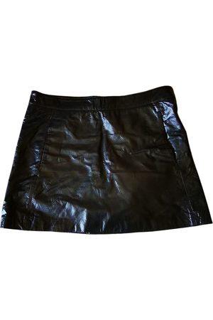 Ganni \N Patent leather Skirt for Women
