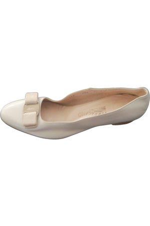 Salvatore Ferragamo Women Ballerinas - Vara Leather Ballet flats for Women