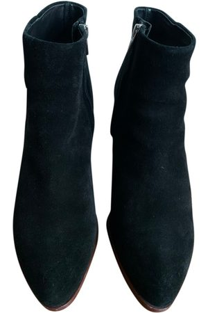 Alexander Wang Women Ankle Boots - \N Suede Ankle boots for Women