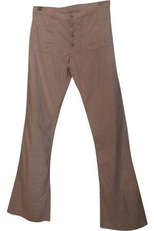 DRIES VAN NOTEN \N Cotton Trousers for Men