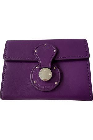 Ralph Lauren \N Leather Clutch Bag for Women