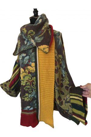 Kenzo Women Jackets - Multicolour Wool Jackets