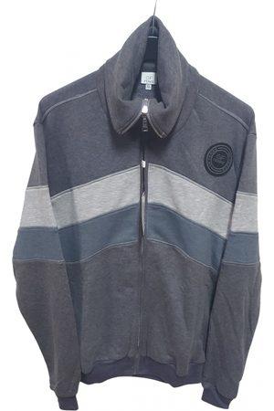 Gianfranco Ferré Grey Cotton Knitwear & Sweatshirts