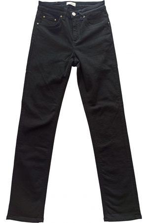 Totême Straight Cotton Jeans for Women