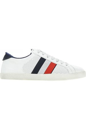 Moncler \N Leather Trainers for Men