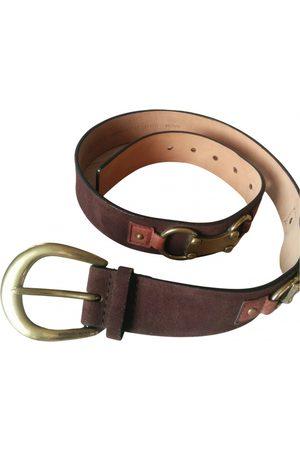 Michael Kors \N Leather Belt for Women