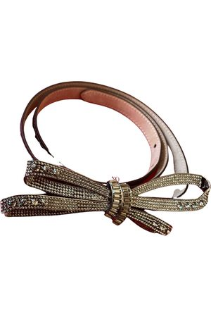 VALENTINO GARAVANI Women Belts - Patent leather Belts