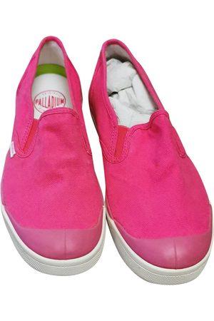 Palladium \N Cloth Trainers for Women