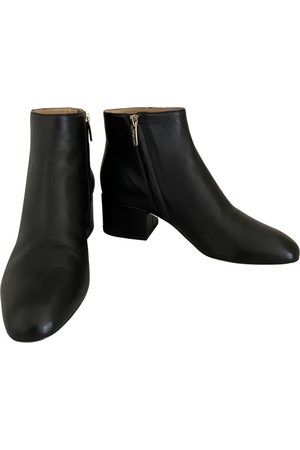 Sergio Rossi SR1 Leather Ankle boots for Women