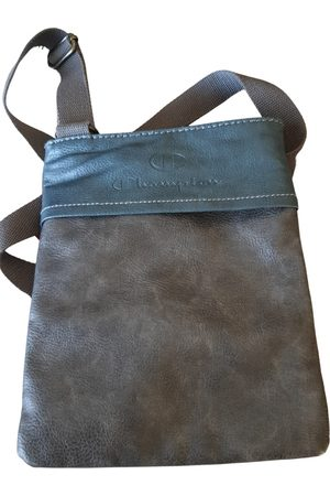 Champion \N Leather Bag for Men