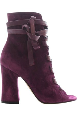 Gianvito Rossi \N Suede Ankle boots for Women