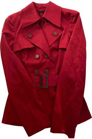 Sisley Cotton Trench Coats
