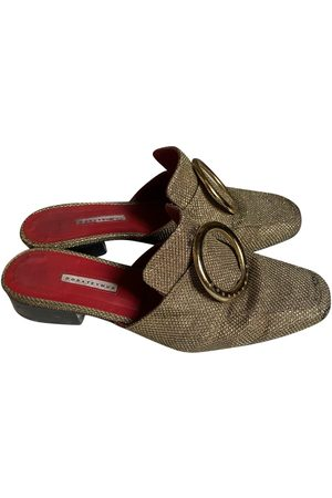 DORATEYMUR \N Leather Mules & Clogs for Women