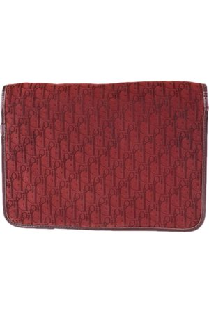Dior VINTAGE \N Cotton Clutch Bag for Women