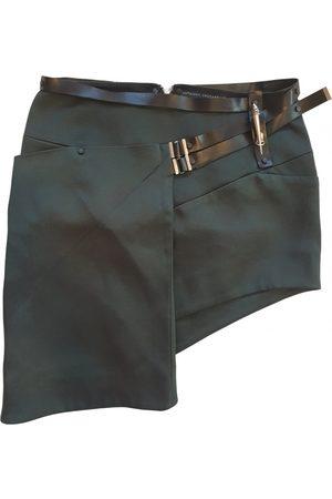 Anthony Vaccarello \N Cotton - elasthane Skirt for Women