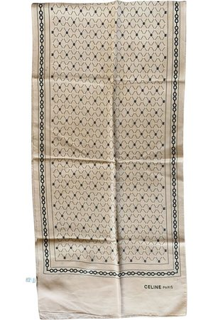 Céline VINTAGE \N Silk Scarf for Women