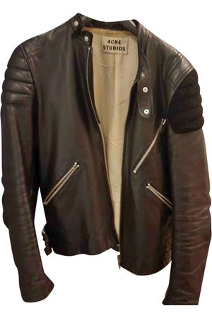 Acne Studios \N Leather Jacket for Men
