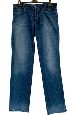 Thierry Mugler VINTAGE \N Cotton Jeans for Men