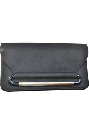 Loewe \N Suede Clutch Bag for Women