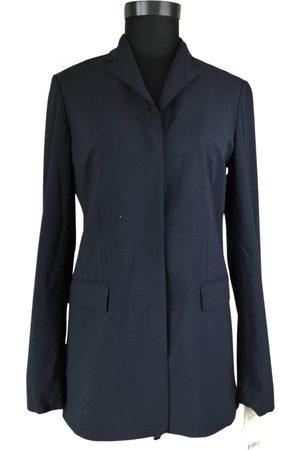 Emanuel Ungaro \N Wool Jacket for Women
