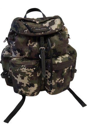 Miu Miu \N Cloth Backpack for Women