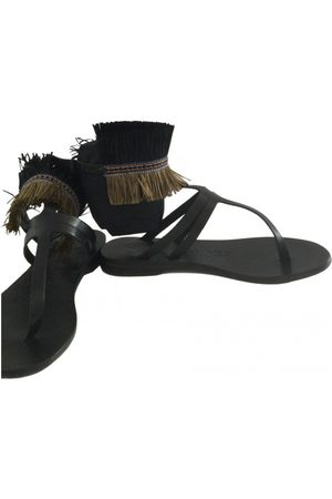 ALVARO GONZALEZ \N Leather Sandals for Women