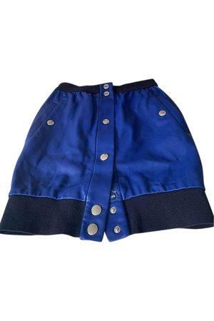 Jean Paul Gaultier \N Leather Skirt for Women
