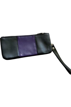 LUMI \N Leather Clutch Bag for Women