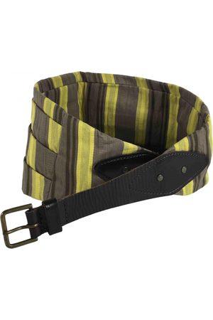 DRIES VAN NOTEN VINTAGE \N Cloth Belt for Men